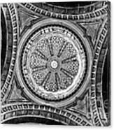 Baroque Church Cupola Dome Canvas Print