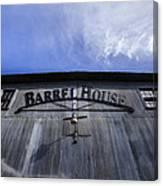 Barrel House One Canvas Print