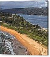 Barrenjoey panorama Canvas Print