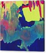 Barrier Island Canvas Print
