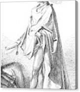 Bartholomew Columbus (c1445-c1514) Canvas Print