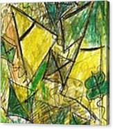 Basant - Series Canvas Print