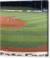 Baseball America's Past Time Canvas Print