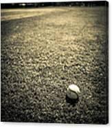Baseball Field 3 Canvas Print