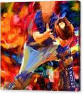 Baseball II Canvas Print