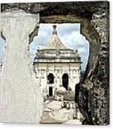 Basilica Catedral De La Asuncion 1747 Leon Nicaragua 003 Canvas Print