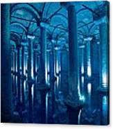 Basilica Cistern - Istanbul - Turkey Canvas Print