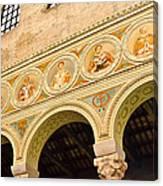 Basilica Di Sant' Apollinare Nuovo - Ravenna Italy Canvas Print