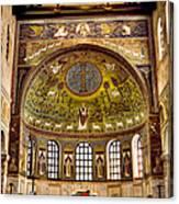 Basilica Di Sant'apollinare Nuovo - Ravenna Italy Canvas Print