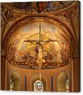 Basilica Of Saint Servatius Maastricht The Netherlands Canvas Print