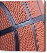 Basketball Study 4 Canvas Print