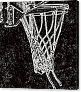 Basketball Years Canvas Print