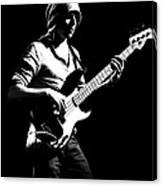 Bassist Canvas Print