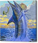 Bastante Off00142 Canvas Print