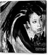Bats In The Belfry Canvas Print