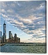 Battery Park City 2013 Canvas Print