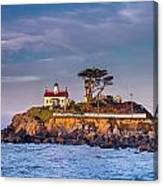 Battery Point Lighthouse Morning Canvas Print