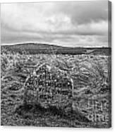 Battle Of Culloden Canvas Print