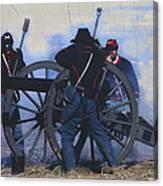 Battle Of Franklin - 1 Canvas Print