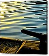 Bay At Rest Canvas Print