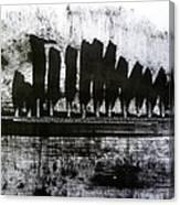 Bay Blues 171 Canvas Print