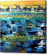 Bay Blues 182 Canvas Print