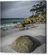 Bay Of Fires 2 Canvas Print