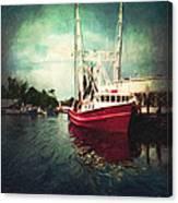 Bayou Labatre Canvas Print
