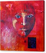 Be Golden Canvas Print