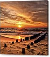 Beach 5 Canvas Print
