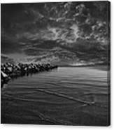 Beach 7 Canvas Print