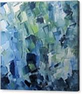 Beach Glass Canvas Print
