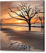 Awakening - Beach Sunrise Canvas Print