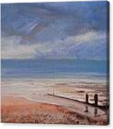 Beach View 2 Canvas Print