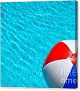 Beachball 1 Canvas Print