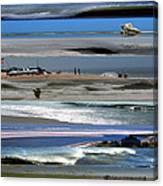 Beaches Canvas Print