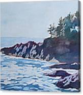 Beachhead Canvas Print