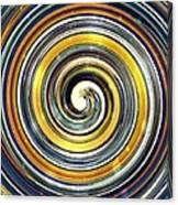 Beaconing Vortex Canvas Print
