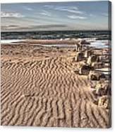 Bealtic Beach Canvas Print