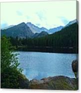 Bear Lake - Colorado Canvas Print