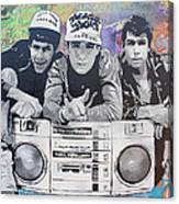 Beastie Boys Canvas Print