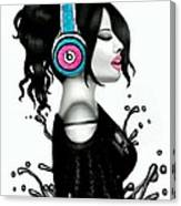 Beats So Sweet Canvas Print