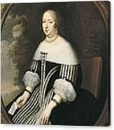 Beaubrun, Charles 1604 - 1692. Anne Canvas Print