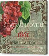 Beaujolais Nouveau 1 Canvas Print