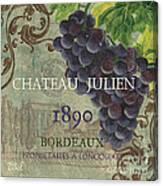 Beaujolais Nouveau 2 Canvas Print