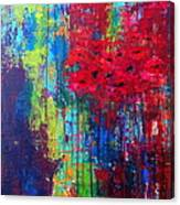 Beautiful Abstraction Canvas Print