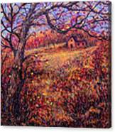 Beautiful Autumn Canvas Print