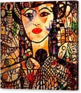 Beautiful Banafrit Canvas Print