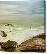 Beautiful Coastal Landscape Canvas Print