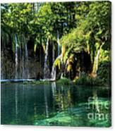 Beautiful Crotia Canvas Print